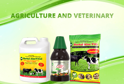 Agriculture and Veterinary