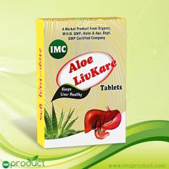 Aloe LivKare Tablets