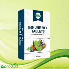 IMMUNE 20 X TABLETS