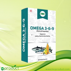 OMEGA 3 6 9 FISH OIL CAPSULES