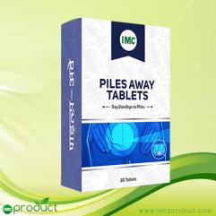 Piles Away Tablets