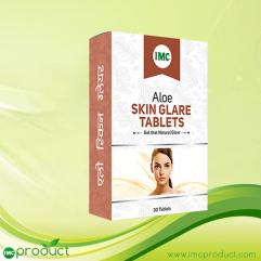 Aloe Skin Glare Tablets