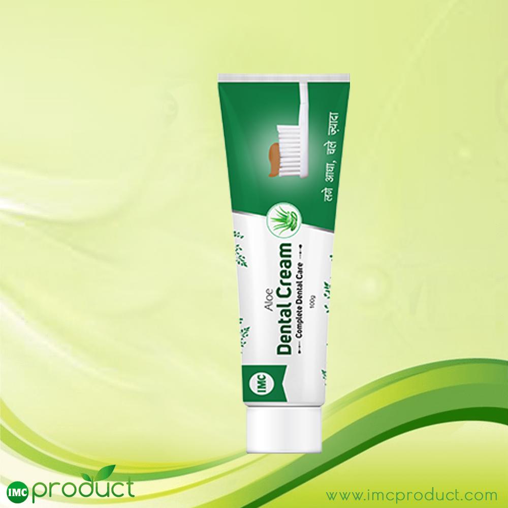 Aloe Dental Cream
