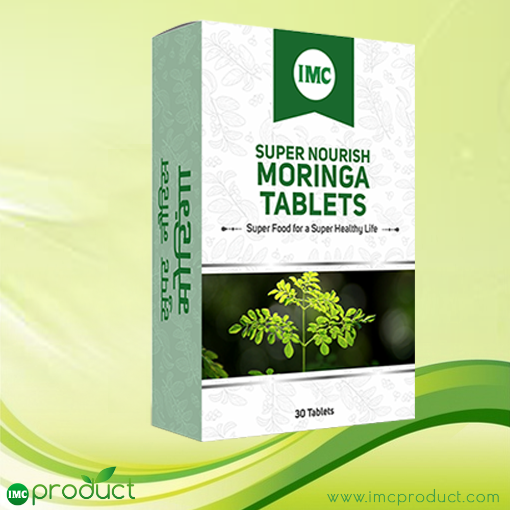 Super Nourish Moringa Tablet