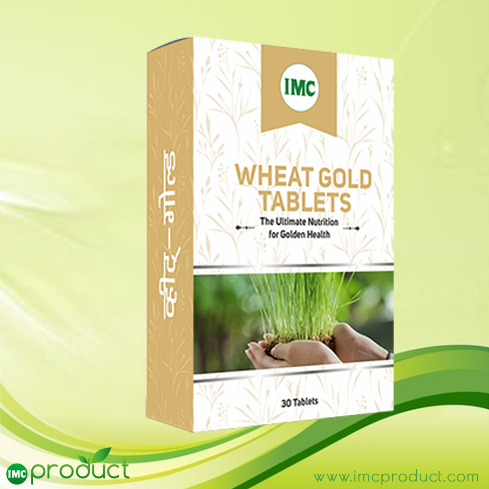Wheat Gold Tablets